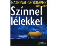 Színnel lélekkel című könyv-National Geographic