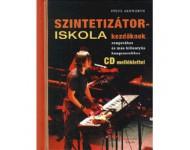 Steve Ashworth: Szintetizátoriskola kezdőknek (CD-melléklettel) - Zongorához és más billentyűs hangszerekhez
