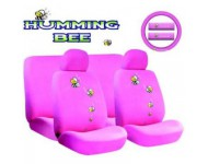 Méhecskés univerzális üléshuzat szett