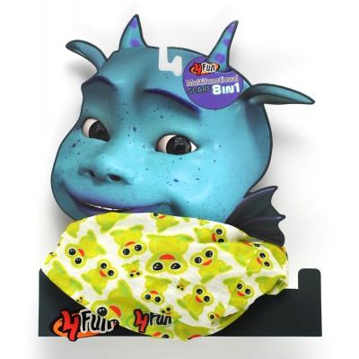 4Fun Frog Kid gyerek csősál