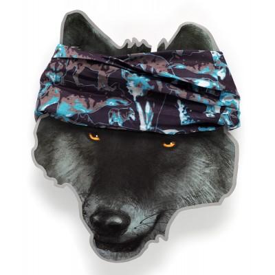 4Fun Wolf Blue többfunkciós csősál