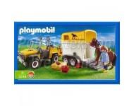 Playmobil-Lószállító