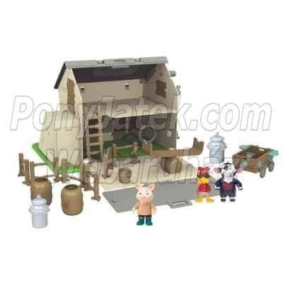 Jakers-Farm Házikó-Elemes