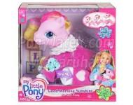 My Little pony Ébredező Napocska