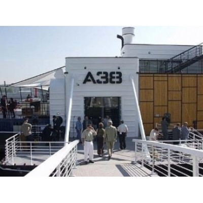 A38 hajó buli