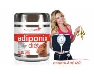 Superwell Adiponix Diéta italpor, csokoládé ízű (510g-os) MOST AJÁNDÉK SHAKERREL!