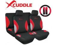 Xcuddle univerzális üléshuzat szett