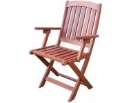 Karfás kerti szék