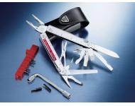 Victorinox Swiss Tool Classic Plus standard modell bőrtokban