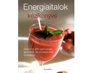 Maria Costantino: Energiaitalok kézikönyve - Több mint 200 egészséges gyümölcs- és zöldségkoktél receptjével