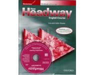 Liz Soars, John Soars: New Headway Elementary (with CD) - Workbook without key