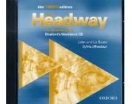 Liz Soars, John Soars, Sylvia Wheeldon: New Headway Pre-Intermediate (CD) - Student's workbook (3rd)