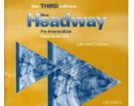Liz Soars, John Soars: New Headway Pre-Intermediate (CD) - Class Audio (3rd)