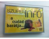 Szuperinfo plakát