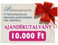 Ajándékutalvány 10.000.- Ft vásárlási utalvány Eau de parfum