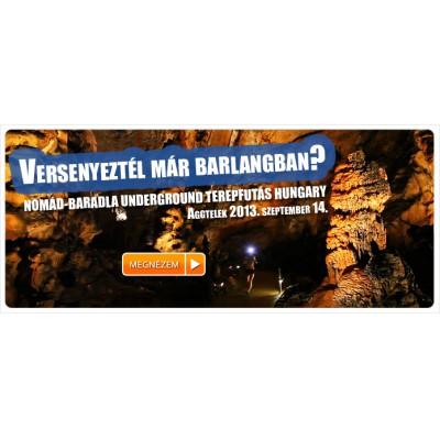 Barlang futás