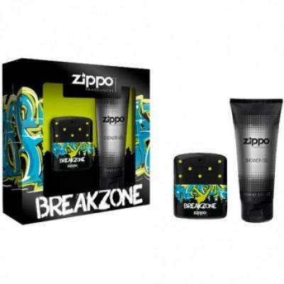 Zippo Breakzone for him szett EDT szett
