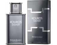 Yves S. L. Kouros Silver  EDT teszter 100ml